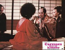 Caresses sous un kimono Noribumi Suzuki Lobby Card 1972
