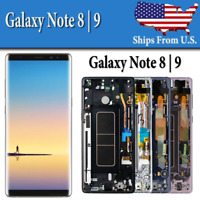 Samsung Galaxy Note 8 | 9 LCD Replacement Display Screen Digitizer Frame OEM (A)