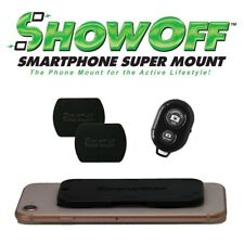 The ShowOff Super Mount, Phone Mount for the Active Lifestyle International Buy