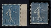 PP135324/ FRANCE STAMPS – Y&T # 205 - 205a MINT MNH / MH – CV 153 $