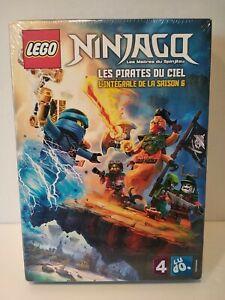Ninjago saison 6 - Coffret DVD - PAL Zone 2 - Neuf