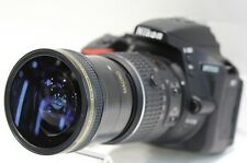 0.14x WIDE ANGLE MACRO LENS FOR Canon EOS Rebel &  NIKON D3000 D3100 D3200