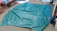 Sedona Pontoon Canopy Cover by Lexington Seating & Trim #2005.3(Dark Green)
