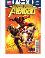 *6 CT Marvel: (The New Avengers) Issue #30 29 28 27 26 25 A vs. X lot