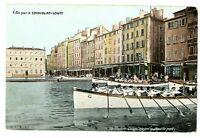 CPA 83 Var Toulon Canots Majors quittant le Port Edité par Chocolat-Louit