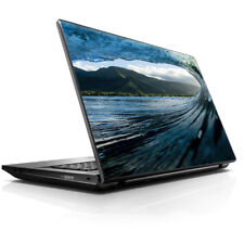 "Laptop Notebook Universal Skin Decal Fits 13.3"" to 16"" / Tube Ride, barrel, surf"