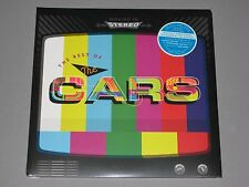 THE CARS Best Of Moving In Stereo 180g 2LP gatefold New Sealed Vinyl The Hits LP