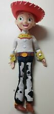 "Disney Pixar Jessie Doll Toy Story Pull String Talking 15"" Toy Thinkway Toys"