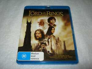 The Lord of the Rings - The Two Towers - Blu-Ray - VGC - Region B