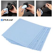 aff2ad0204 10pcs Lingette Microfibre Nettoyage Lunette, Smartphone, Tablette, Camera  PULUZ