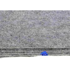 Poolunterlage Vlies Folienschutz Unterlegvlies grau für OVALPOOL  7.30 x 3.70 m