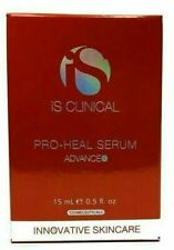 iS Clinical Pro Heal Serum Advance + 15ml / 0.5oz New in Box exp: 9/2023