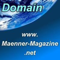 www.maenner-magazine.net - Domain / Internet-Adresse / Web-Adresse / URL