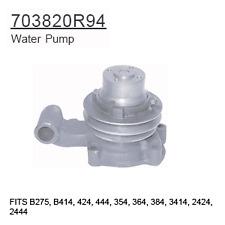 703820R94 Case Tractor Parts Water Pump B275, B414, 424, 444, 354, 364, 384, 341