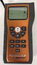 RoboToolz Digital RoboTape RT-9000 Laser Distance Measurer Handheld Tool