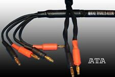 Apex Silver Speaker Cable 4m home theater