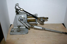 HYNAUTIC STEERING CONTROL WITH BLEED VALVE AND BRACKET BOAT MARINE