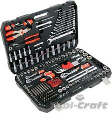 "Yato professional ratchet socket set 1/2"", 1/4"", 3/8"" 225 Pcs metric&SAE YT-3894"