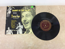 "Danny Kaye - Danny At The Palace 10"" LP Vinyl Record DL 6024 Decca Tested!"