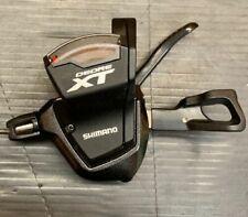 Shimano Deore XT SL-M8000 Left hand shifter 2x 3x