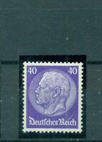 Deutsches Reich, Hindenburg Nr. 472 Falz *