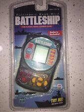1999 Milton Bradley Electronic Battleship Handheld Video Game Arcade NEW Sealed