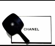 CHANEL Beauty Makeup Mirror Large Size Limited Edition Glossy Black With BOX P/F