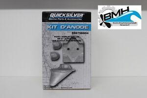 Anoden Kit Mercruiser Alpha Generation 1 Anoden Kit Quicksilver 888756Q04