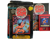 Intellivision Sewer Sam Video Game T1127 ()