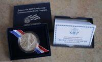 2007-P Jamestown 400th Anniversary Commemorative Silver Dollar Mint State