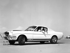 Ford Shelby GT 350 Mustang 1965 introduction – photo photograph press campaign