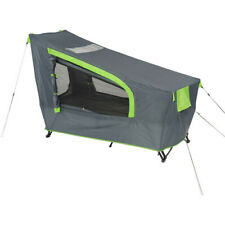 1 Person Instant All Season Tent Cot Rainfly Camping Outdoor Gear Ozark Trail