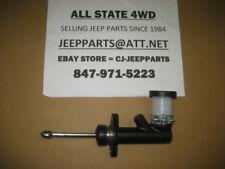 Clutch Master Cylinder Jeep CJ CJ5 CJ7 CJ8 1980-1986 4 or 6 cylinder