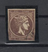 K3714/ GREECE – HERMES – MI # 32b USED – CV 290 $