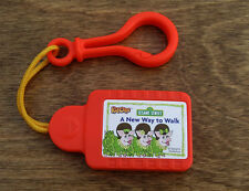 SESAME STREET kid clips ~ A New Way to Walk kid clip! Lots of clips 4 sale! HTF