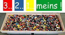 Lego 1 kg Kiloware Mischlego Konvolut Sammlung Steine Platten Sondersteine TOP
