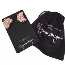 New Women's Mignonne Gavigan Elli New York Blush W/ Rhinestones Earrings