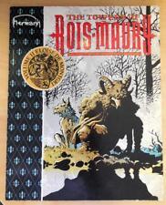 The Towers of Bois-Maury Vol 2: Eloise De Montgri      1989     Titan Books