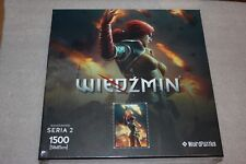 WITCHER PUZZLE TRISS MERIGOLD NEW COLLECTION SERIES 2 NEW SEALED
