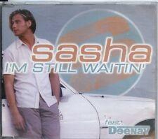 Maxi CD - Sasha - / I'm Still Waitin'