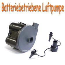 Batterie Luftpumpe 40Wat Luftbetten Luftmatratze Schlauchboot Pumpe Reise Urlaub