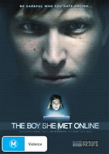 The Boy She Met Online (DVD) - AUN0211