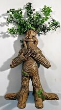 Handmade Ent Tree Mythological Fantasy Ceramic Polymer Clay Lord of the Rings