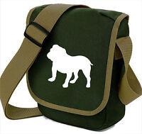 Bulldog Bag & Wallet dog Bulldog Gift Pack Birthday Gift Shoulder Bag & Purse
