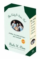 Lady and Sons Savannah Country Cookbook Box Set by Paula Deen (2004, Spiral)