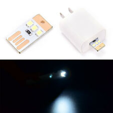 1 / 3X tragbare mini usb power 3 led touch dimmer lampe weißes licht laptop FB