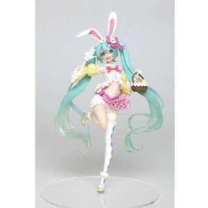 Vocaloid PVC Statue Hatsune Miku 2nd Season Spring Ver. 18 cm Taito