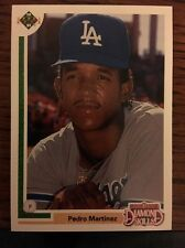 PEDRO MARTINEZ - 1991 UPPER DECK FINAL EDITION RC. Free Shipping