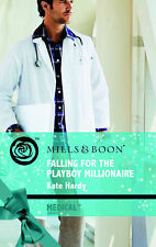 Good, Falling for the Playboy Millionaire (Mills & Boon Medical), Kate Hardy, Bo