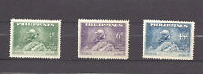 PHILIPPINES ,1949 , UPU , SET OF 3  PERF,  VLH